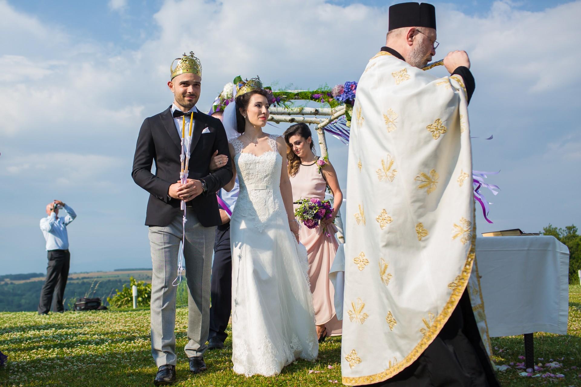 #сватба, #вила Екатерина (65)